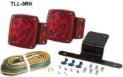 Optronics Micro-Flex Waterproof LED Light Kits for Trailers