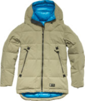 Orage Parkatype Down Jacket