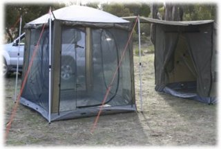 OzTent Deluxe Screen Room for RV Series Tents & OzTent Deluxe Screen Room for RV Series Tents - $339.99 ...