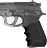 Pachmayr Custom Slip-On Tactical Grip for Beretta 92FS M9 Auto Pistols Black