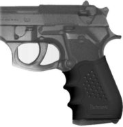 Pachmayr Custom Slip-On Tactical Grip Glove for Sig Sauer P220 226 228 &229 Auto Pistols Black