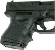 Pachmayr No.5 Slip-On Grip for Glock 26 27 33 & Beretta Mini-Cougar Auto Pistols