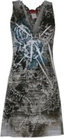 Panhandle Slim Lace Back Dress