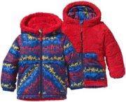 Patagonia Baby Reversible Tribbles Jacket