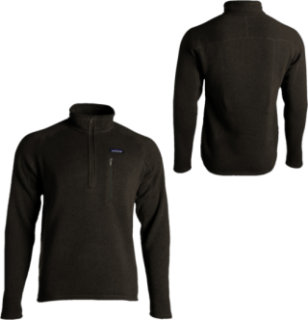 Patagonia 1/4-Zip Better Sweater
