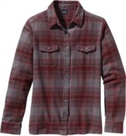 Patagonia Long-Sleeved Fjord Flannel