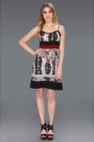 Patterson J Kincaid Mala Dress