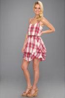 Patterson J Kincaid Turner Belted Dress