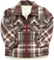 Peek Ridge Plaid Jacket (Baby) S (3-6m)