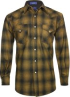 Pendleton Plaid Long Sleeve Shirt