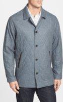 Peter Millar Brescia Quilted Wool Coat XX-Large