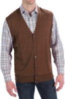 Peter Millar Italian Merino Wool Vest
