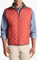 Peter Millar Quilted Vest Large