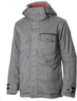 Planet Earth Chetco Insulated Snowboard Jacket