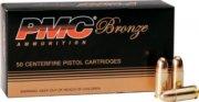 Pmc Bronze Handgun Ammunition