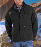 Powder River Outfitters Jackson Brushed Twill Coat