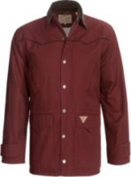 Powder River Outfitters Powder River Rancher Canvas Coat with Berber Lining
