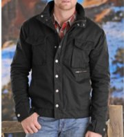 Powder River Outfitters Wilkes Twill Coat