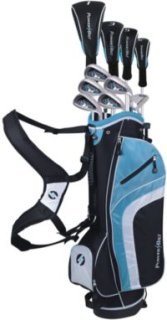 Powerbilt TRX Golf Set
