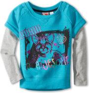 Puma Pullover Slider Sweatshirt