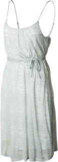 QSW Wave Woodblock Dress