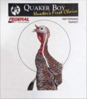 Quaker Boy Turkey Target Rolled