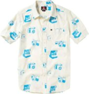 Quiksilver Camera Obscura S/S Shirt