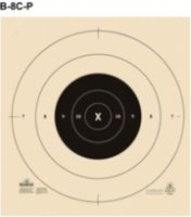 RedHead Official NRA Pistol Targets