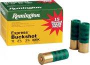 Remington Express Buckshot Value Packs