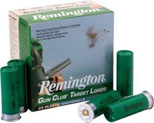 Remington Gun Club Target Shotshells