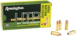 Remington High Terminal Performance Handgun Ammo