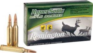 Remington Hypersonic Rifle Ammunition