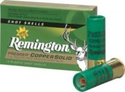 Remington Premier Copper Solid Sabot Slugs