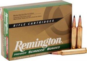 Remington Premier Scirocco Bonded Ammunition