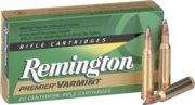 Remington Premier Varmint Ammunition