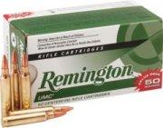 Remington Value Pack Umc Rifle Ammunition
