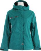 Ride Northgate Insulated Snowboard Jacket Dark Jade