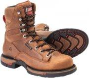 Rocky Long Range 8  Safety-Toe Boots