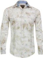 Roper Long Sleeve Floral Print Western Shirt