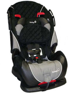 safety first all in one convertible car seat salt and pepper. Black Bedroom Furniture Sets. Home Design Ideas