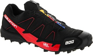 Salomon S-LAB Fellcross 2 Black/Racing Red/Black