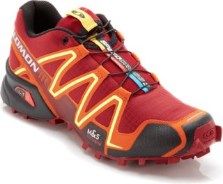 Salomon Speedcross Trail Run