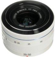 Samsung 20-50mm f/3.5-5.6 ED II Lens White