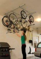 Saris Cycle-Glide Ceiling Mount 4-Bike Storage