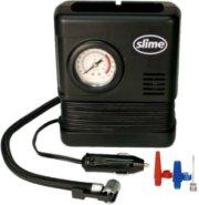 Slime 12 Volt Air Compressor with Built-In Pressure Gauge