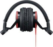 Sony MDR-V55 DJ Style Headphones Black/Red