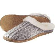 Sorel Nakiska Knit Slippers