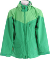 Special Blend Brigade Snowboard Jacket Crew Green