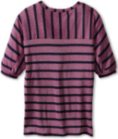Splendid Apres Ski Stripe Top