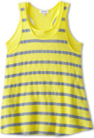 Splendid Canyon Chambray Stripe Tank